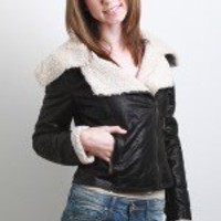 Dakota Deer Shearling Jacket