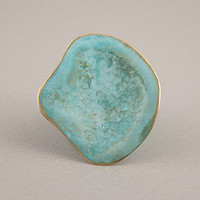 Sibilia Patina Ring | Rain Collection