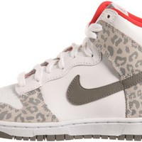 Nike Wmns Dunk High Skinny Leopard - White Medium Grey (429984-102)