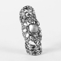 BKE Hinge Glitz Ring - Women's Accessories | Buckle