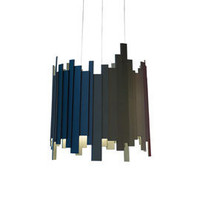 Heal&#x27;s | Innermost Clinker Small Round Pendant Light &gt; Pendants