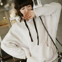 Leisure Sweatshirts White