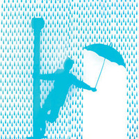 Singin&#x27; in the Rain Shower Curtain | fredflare.com