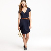 Women's new arrivals - dresses - Crossover dress - J.Crew