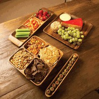 Acacia Wood Serveware - Buy Online!