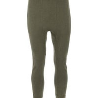 Khaki Mark Jogging Bottoms - View All  - New In