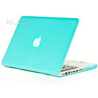 Amazon.com: Kuzy 13-Inch Rubberized Satin Hard Case for Macbook Pro 13.3-Inch - A1278 with or without Thunderbolt - Aluminum Unibody - Coral Blue: Computers & Accessories