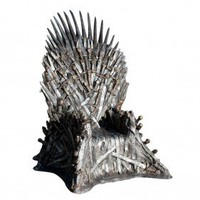 Game of Thrones Life Size Replica Iron Throne