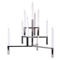 Heal&#x27;s | Innermost Tri Candelabra by Shin Azumi &gt; Candles and Candelabra