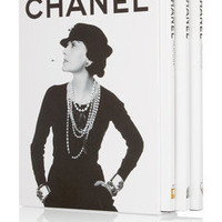 Assouline|Chanel by Franois Baudot and Franois Aveline set of three hardcover books|NET-A-PORTER.COM
