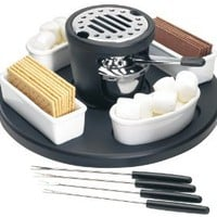 "Casa Moda ""S'mores"" Maker: Amazon.com: Kitchen & Dining"