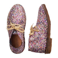 Girls&#x27; glitter MacAlister boots