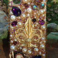 Victorian beauty iPhone 4/4s case