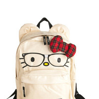 Cat's Out of the Backpack | Mod Retro Vintage Bags | ModCloth.com