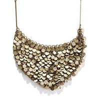 Women&#x27;s JEWELRY - necklaces - Moonlight Sparkle Bib Necklace - Madewell