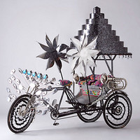 Rickshaw By Gordon Hull