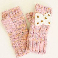 Multi-Color Fingerless Gloves