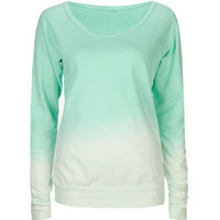 FULL TILT Dip Dye Womens Sweatshirt 210731512 | Sweatshirts &amp; Hoodies | Tillys.com