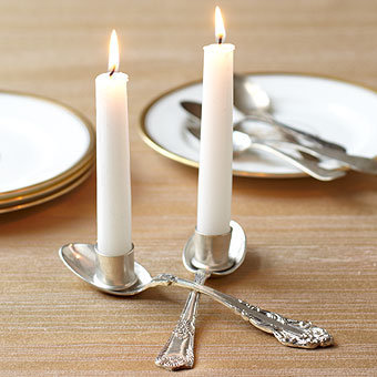Spoons Candle Holder | Decorative Accessories | Stonewall Kitchen ...