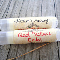 Red Velvet Cake Lip Balm, Chapstick