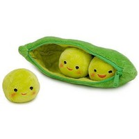 Amazon.com: Disney Toy Story 3 Peas-in-a-Pod Plush Toy -- 8&#x27;&#x27;: Toys &amp; Games