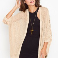 Nothing But Knit Cardi - NASTY GAL