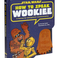 How to Speak Wookiee | Mod Retro Vintage Books | ModCloth.com