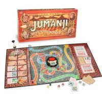 Amazon.com: Jumanji The Game: Toys &amp; Games