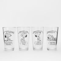 Collectors Pint Glass - Set of 4