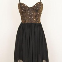 Motel Rocks Stars Party Dress