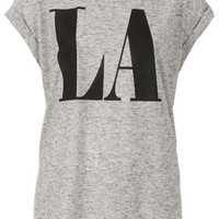 Tall LA Tee - New In This Week  - New In