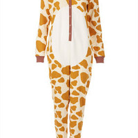 Petite Giraffe All In One