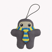 Pocket Business Ninja 4-Inch | Kidrobot