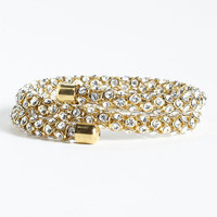 BP. Rhinestone Wrap Bracelet | Nordstrom