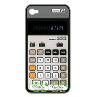 Apple iPhone4S Calculator Protective Case Cover - GULLEITRUSTMART.COM
