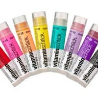 Amazon.com: (3 Pack) Vitamin Water Vitaminwater Vitaminschtick Flavored Lip Balm (Focus Kiwi-Strawberry, XXX Acai-blueberry-pomegranate and Dragonfruit): Health & Personal Care