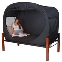 Amazon.com: Privacy Pop Bed Tent: Home & Kitchen