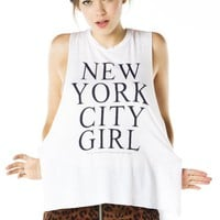 NYC Girl Tank