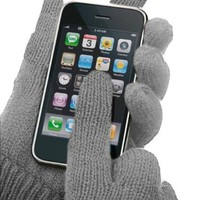 Texting Gloves - Touch Screen Phone Smart Gloves For iPhone, Android & Other Touch Screen Devices (G