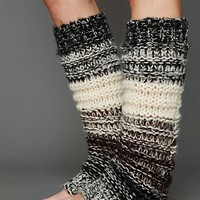 Free People Lauren Marled Legwarmer