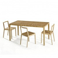 Dining Table PIXEL - New Products - Designer furniture, modern furniture, contemporary furniture by Contraforma