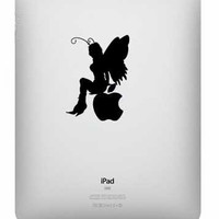 Fairy Ipad Vinyl Decal - UK Seller  on Luulla