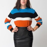 American Apparel - The Leather Mini Skirt