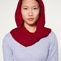 American Apparel - Unisex Hooded Scarf
