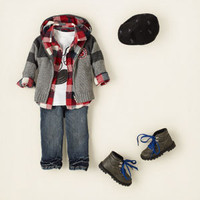 baby boy - outfits - sweater weather