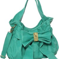 Vitalio Vera Large ''Carolina'' Crossbody Hobo