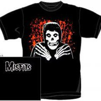 ROCKWORLDEAST - The Misfits, T-Shirt, Coffin Break