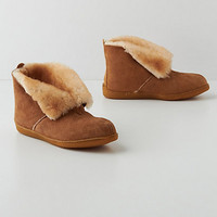 Sheepskin Slipper Booties