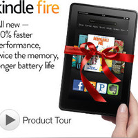 Kindle Fire - the Tablet from Amazon - Only $159