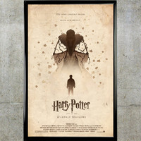 Harry Potter and the Deathly Hallows 11x17 Movie Poster